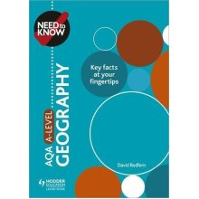 Need to Know: AQA A-level Geography
