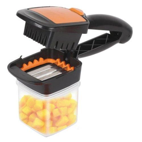 7-in-1  Nicer Dicer Super Slicer Food Cutter
