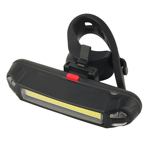 Waterproof Riding LED Bike Taillight COB USB Rechargeable Safety Lights