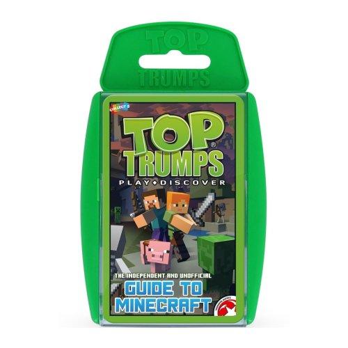 Minecraft Top Trumps