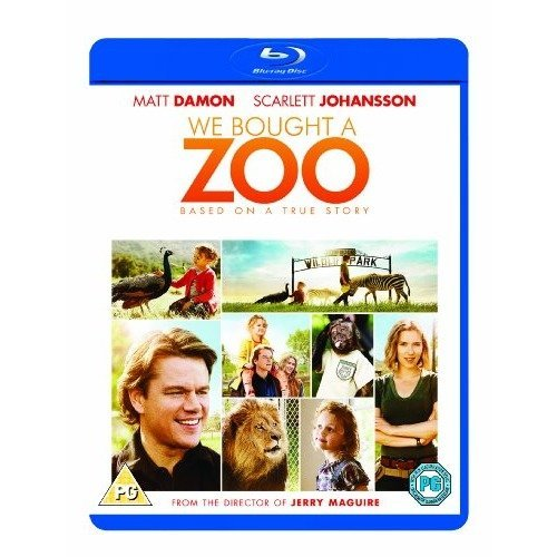 We Bought A Zoo Blu-Ray [2012]