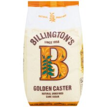 Billingtons Golden Caster Sugar - 10x1kg