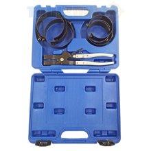 7 Piece Piston Ring Compressor Set inc Pliers- Car / auto
