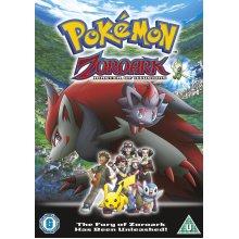 Pokemon: Zoroark - Master of Illusions [DVD] - Used