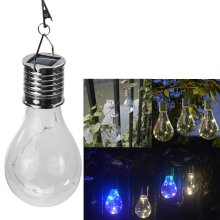 Portable Solar Powered LED String Light Bulbs