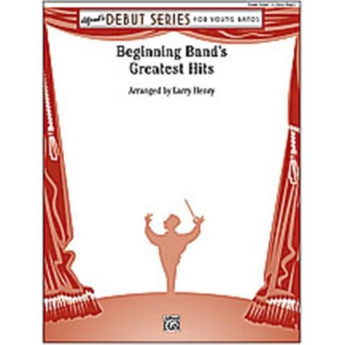Alfred 00-24648 BEGINNING BANDS GREAT HITS-ADS