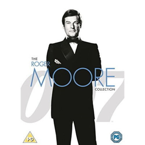007 Bond - Roger Moore - Ultimate Collection (7 Films) DVD [2017]