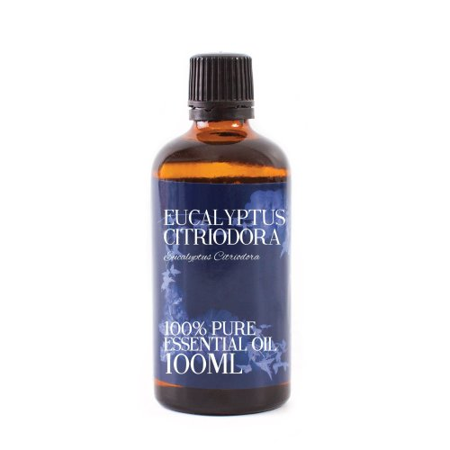 Mystic Moments | Eucalyptus Citriodora Essential Oil - 100ml - 100% Pure
