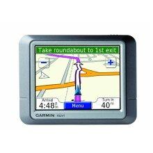 Garmin Nuvi 200 Satellite Navigation System - UK - Used