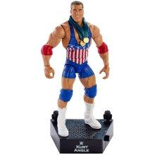 WWE FML09 Entrance Greats Kurt Angle Action Figure