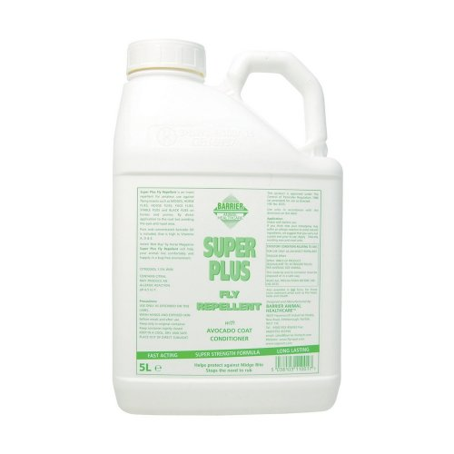 Barrier Super Plus Liquid Fly Repellent Refill And Sprayer