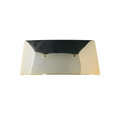 Pucci brass plate For Deposit Toilet