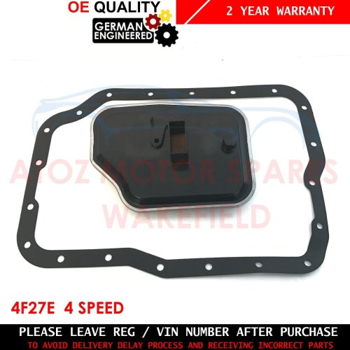 FOR FORD FIESTA 4F27E AUTOMATIC TRANSMISSION GEARBOX SUMP PAN FILTER GASKET KIT