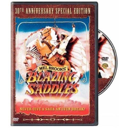 Blazing Saddle DVD [2004]