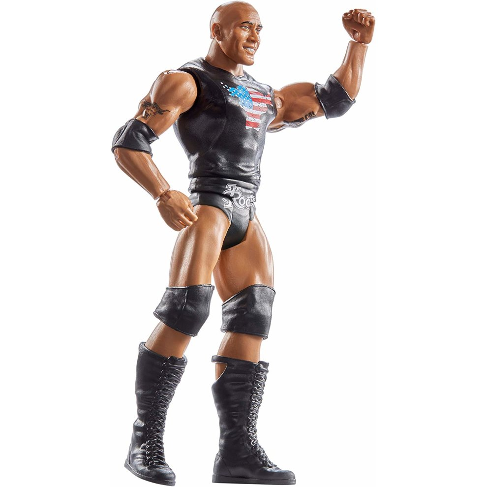 WWE The Rock Action Figure Series 86