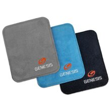 genesis Pure Pad Bowling Ball Wipe Pad 3 color Pack- gray-Black-Blue