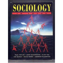 Sociology in Focus - Used