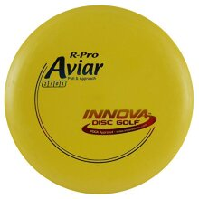 INNOVA R-Pro Aviar Putt & Approach Golf Disc [Colors May Vary] - 170-172g