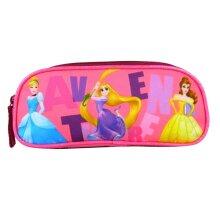 pen case princesses 23 x 7 x 10 cm pink