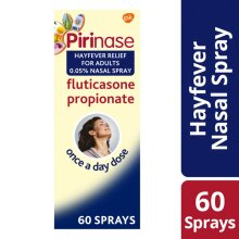 Pirinase Antihistamine Allergy Relief 5% Nasal Spray