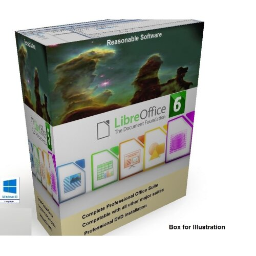 Professional Office Suite MS Word Compatible for Microsoft Windows