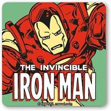 Iron Man Drinks Mat