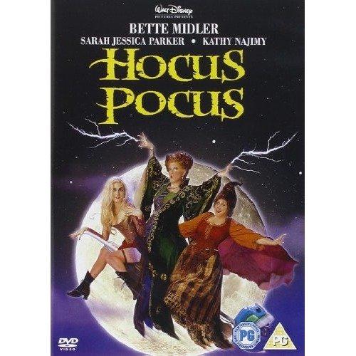 Hocus Pocus DVD [2001]