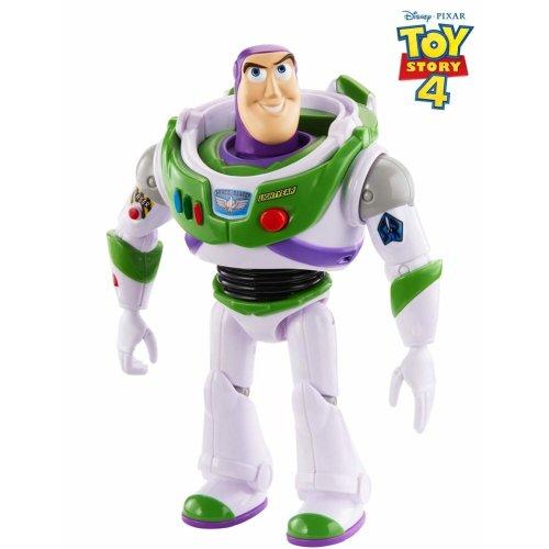 Toy Story 4 Figure - True Talkers - Talking Buzz