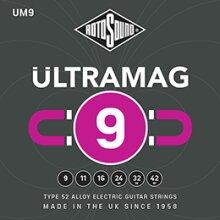 Rotosound Ultramag9-42 Electric Guitar Strings UM9