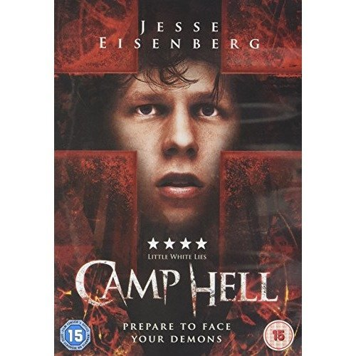 Camp Hell DVD [2011]