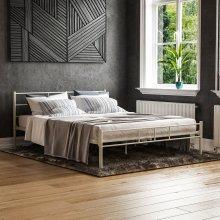 Vida Designs Dorset Metal Bed Frame | Modern Bedstead