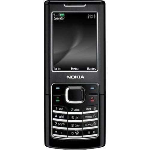 (EE, Black) Nokia 6500 Single Sim | 20MB | 20MB RAM - Refurbished