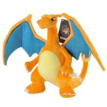 Cuddly toys Pokémon plush figure (Charizard28cm) -stuffed animal gifts for children
