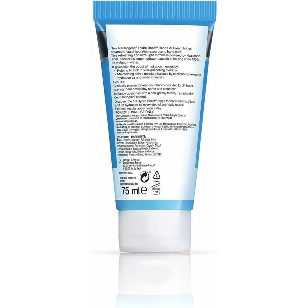 Neutrogena Hydro Boost Hand Cream 75ml
