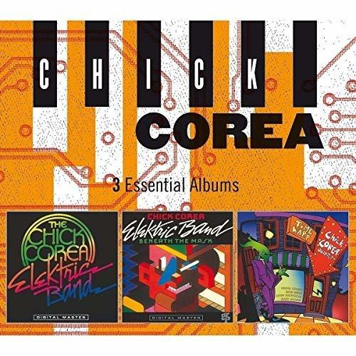 Chick Corea - 3 Essential Albums [CD]