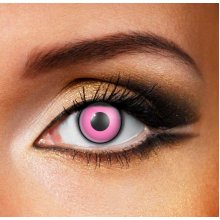 Pink Contact Lenses Contact Lenses (Pair) - Halloween Contact Lenses