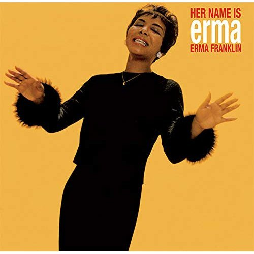 ERMA FRANKLIN - HER NAME IS ERMA [CD]