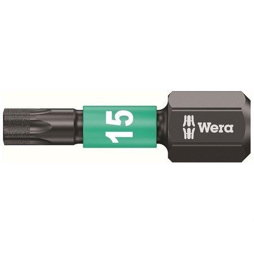 Wera 2 x Diamant Torx Bit 867//1 TORX® BDC TX 40 x 25 mm