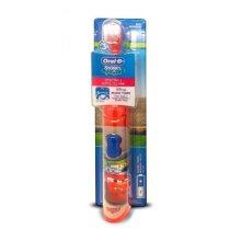 Braun DB3010 Oral B Stage Power Cars & Disney Princess Kids Electric Toothbrush