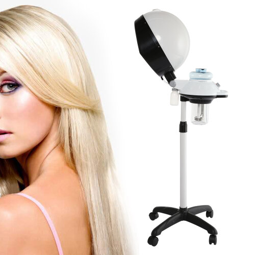 Home Salon Professional Hair Steamer Conditioning Rolling
