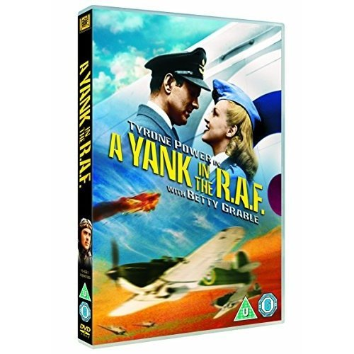 A Yank In The R.A.F. DVD [2012]