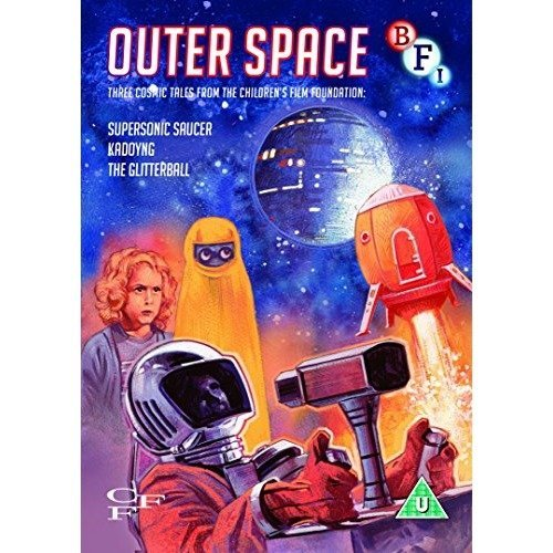 The Childrens Film Foundation - Outer Space DVD [2014]