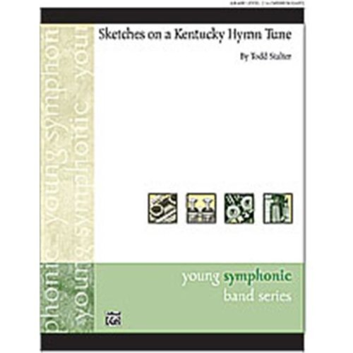 Alfred 00-24656 SKETCHES ON KENTUCKY HYMN TUNE-YS