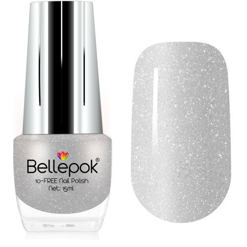 Bellepok Nail Polish 10-FREE No Harmful Chemicals - Star Dust