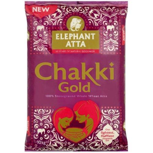 Elephant - Chakki Atta Gold - 10kg
