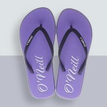 O'Neill Girl's Fg Ditsy Sandalen Flip Flops, Blue Pale Iris, 1.5 UK