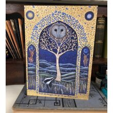 Songs from the Land Greetings card by Hannah Willow