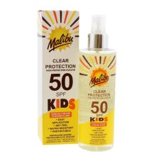 Malibu Clear Protection SPF 50 Kids 250ml