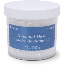 FloraCraft Diamond Dust 14oz-Iridescent Other Multicoloured 8.89x8.89x8.25 cm