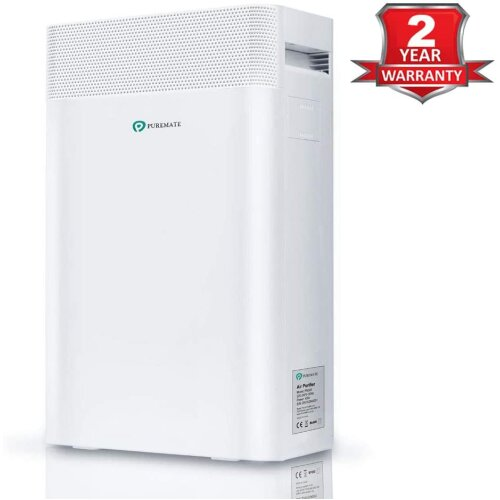 PureMate 5-in-1 Multiple Technologies Air Purifier with Ioniser